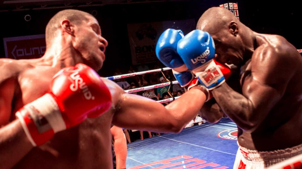 Kickboxing Fight Universe